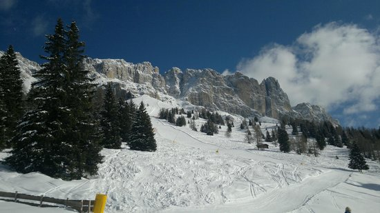 Carezza Ski: Catinaccio