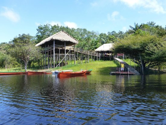 Tariri Amazon Lodge: Zum Abschied