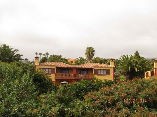 Villas Los Pajeros: Haus 1 links Haushälfte