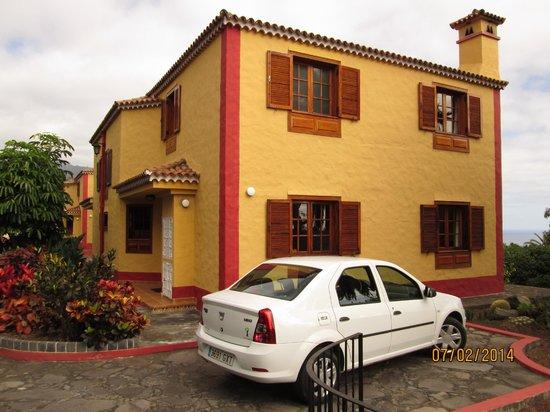 Villas Los Pajeros: Haus 1 - unsere Unterkunft