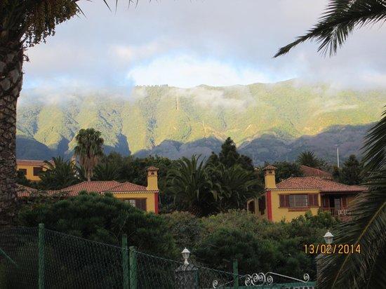 Villas Los Pajeros: Sonnenaufgang