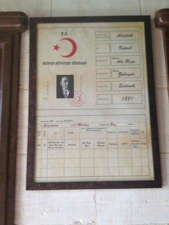 Ali Bey Konagi : Ata