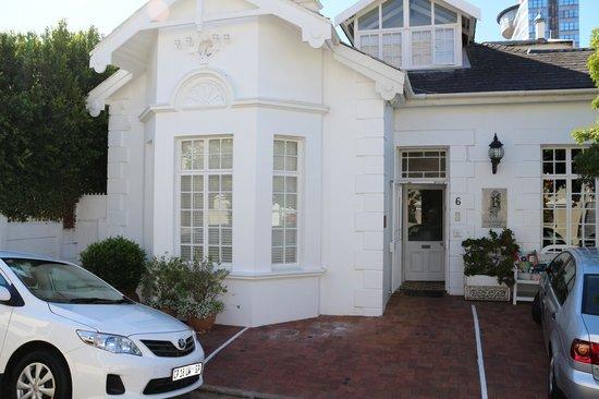Blackheath Lodge: Eingangsbereich
