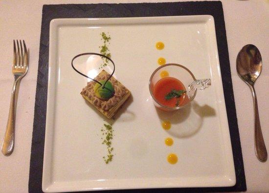 Golf & Spa Resort Andreus : Dessert