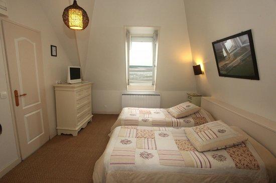 Villa Saint Georges : chambre Sable