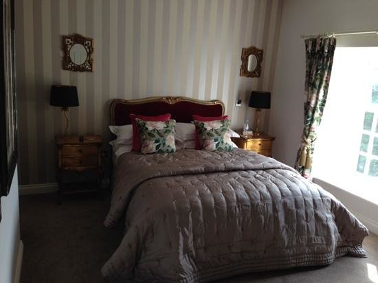 The Hare & Hounds: Beautiful rooms