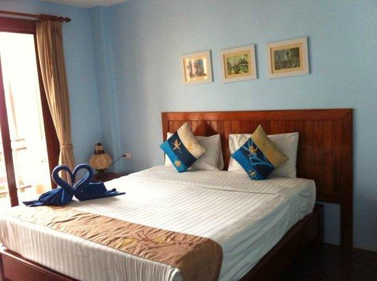 Wind Beach Resort : My room