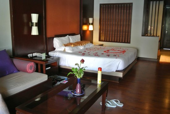 Novotel Samui Resort Chaweng Beach Kandaburi: Our room