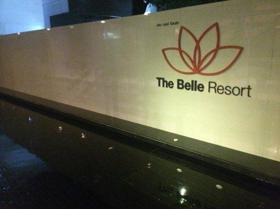 The Belle Resort: สระว่ายน้ำเล็กๆ ไม่น่าว่ายน้ำเล่นเท่าไหร่