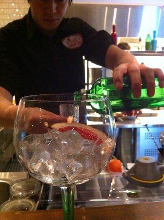 Royal GourmetBurger & Gin: Gin