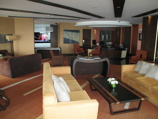Hotel Jen Manila: Here you can dine