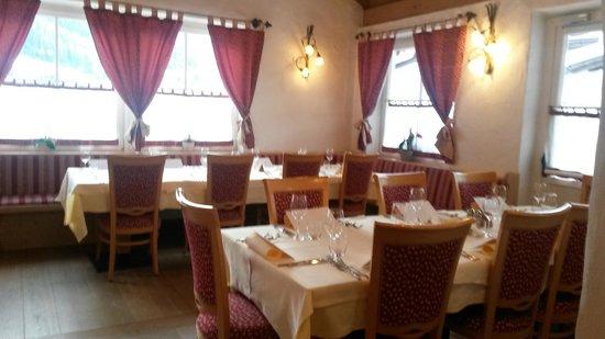 Arnica Mountain Hotel: sala da pranzo