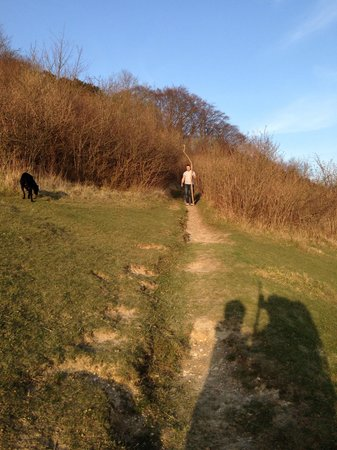 Meopham, UK: One of the harder walks