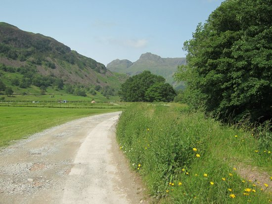 The Cumbrian Way: The start of our walk