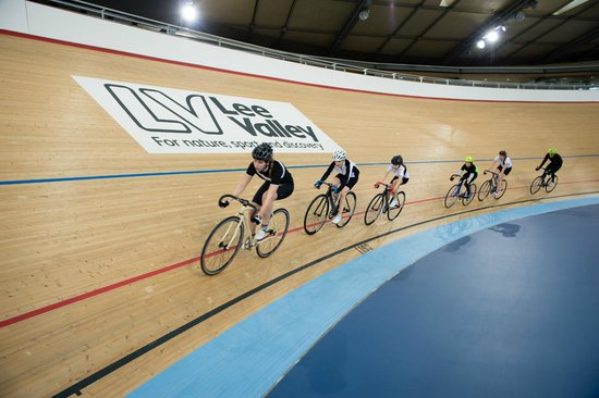 Lee Valley VeloPark: Have a go at track taster sessions