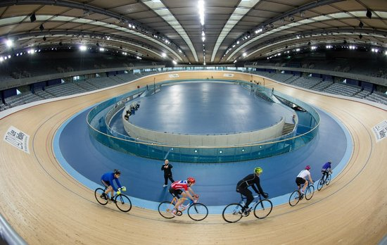 ‪Lee Valley VeloPark‬