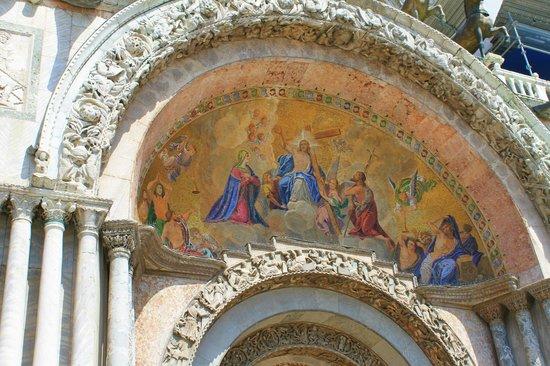 Markusdom (Basilica di San Marco): Basilica di San Marco