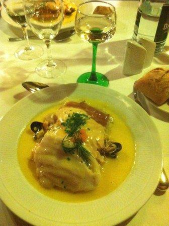 """Maison Kammerzell: La """"Choucroute au 3 poissons"""""""