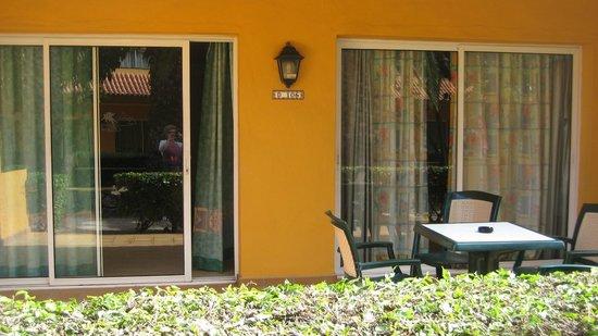 Oasis Village : la chambre