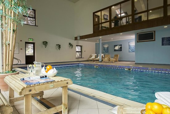 Oranmore Lodge Hotel : Swimming Pool