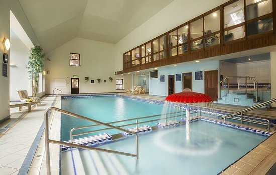 Oranmore Lodge Hotel : Swimming Pool - Kids Pool