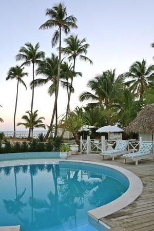 Casa Coson: view towards beach