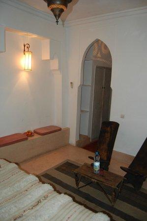 Riad O2 : Zimmer