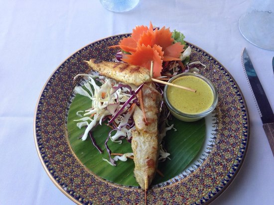 Spirit House Thai Cooking Class : Satay