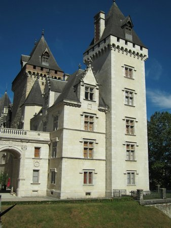Château de Pau : Chateaux de Pau