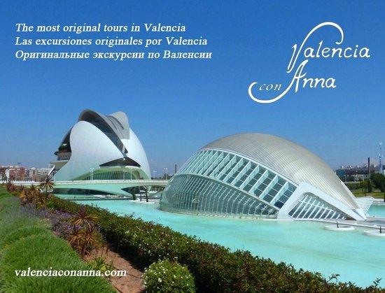 Valencia con Anna