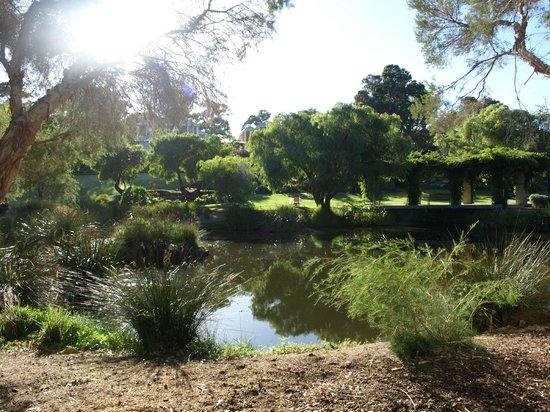 Grand Mercure Basildene Manor: View from grounds