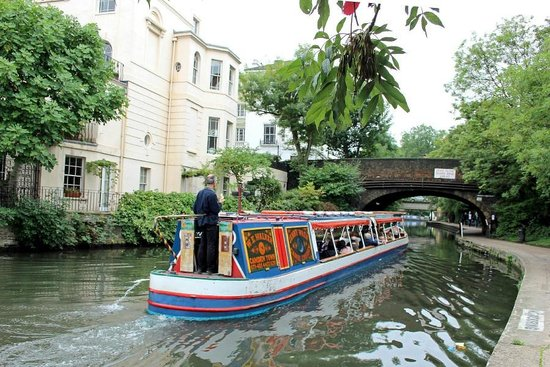 Walker's Quay Canal Cruises