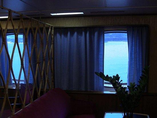 Hurtigruten Museum: Restauranten