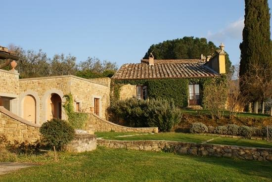 Relais Il Falconiere & Spa: la spa