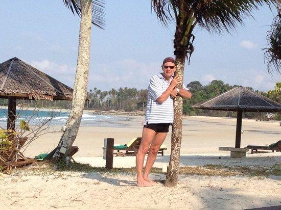 Angsana Bintan: Angsana beach