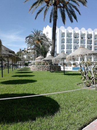 Marinas de Nerja Aparthotel : Great hotel