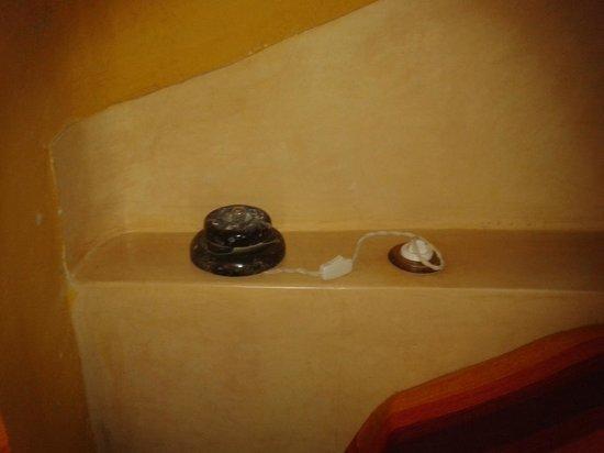 Kasbah Hotel Tombouctou: lámpara II
