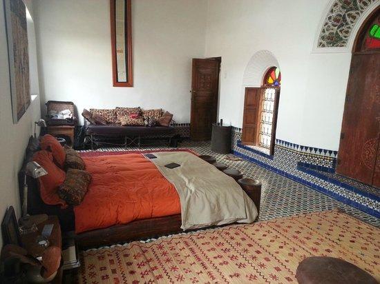 Riad Numero 9 : Bedroom