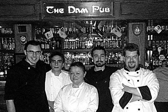 The Dam Pub Gastropub: The Dream Team