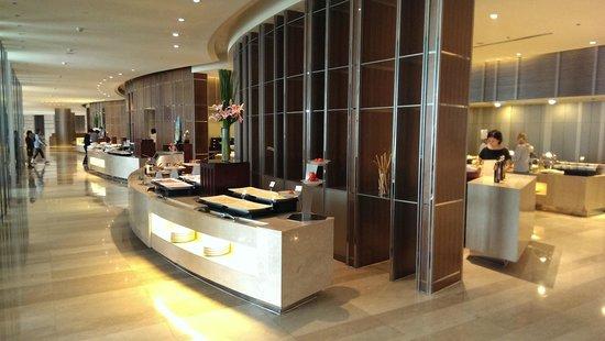 Hotel Nikko Saigon: breakfast