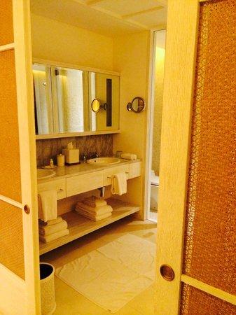 Uma by COMO, Ubud : Pool Villa Bathroom