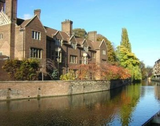 Cambridge Tour Guides: Magdalene College, Quayside