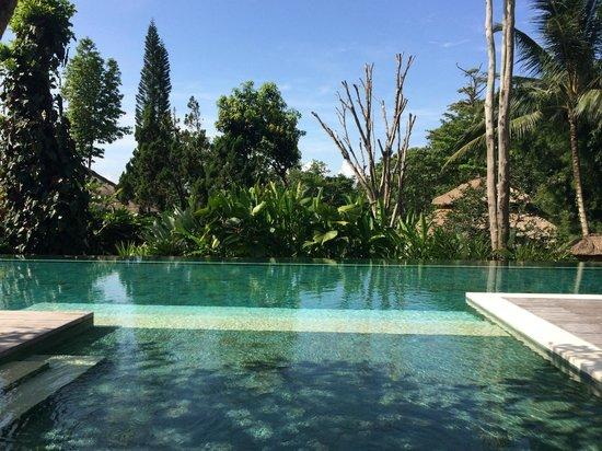 COMO Uma Ubud: uma pool