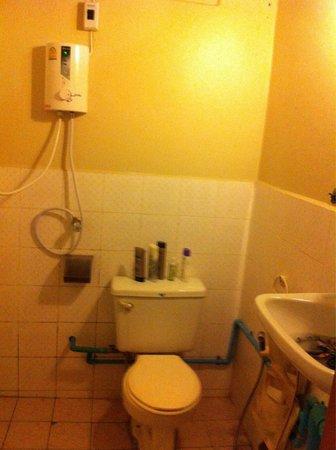Ao Nang Baanlay: Salle de bain