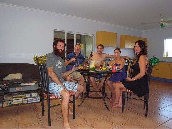 Cairns Sharehouse : Christmas DInner