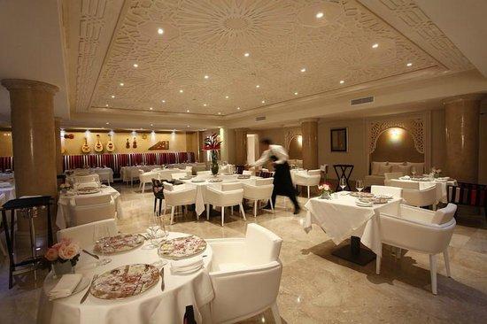 La Marsa, Tunisia: Restaurant Dar El Marsa