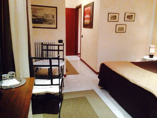 Alla Galleria Bed and Breakfast : Le camere