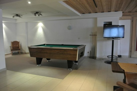 Alpine Well&Fit Hotel Eagles-Astoria Innsbruck-Igls : Games