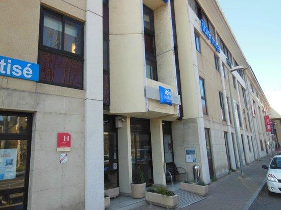 Ibis Budget Avignon Centre : Hotel entrance