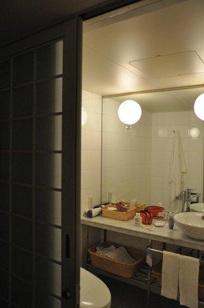 Mercure Tokyo Ginza: Ванная комната